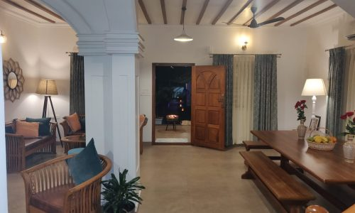holiday homes in coorg for family
